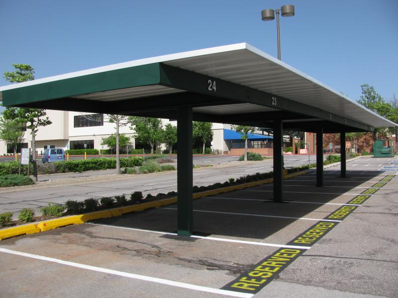 Commercial Carport Oklahoma City
