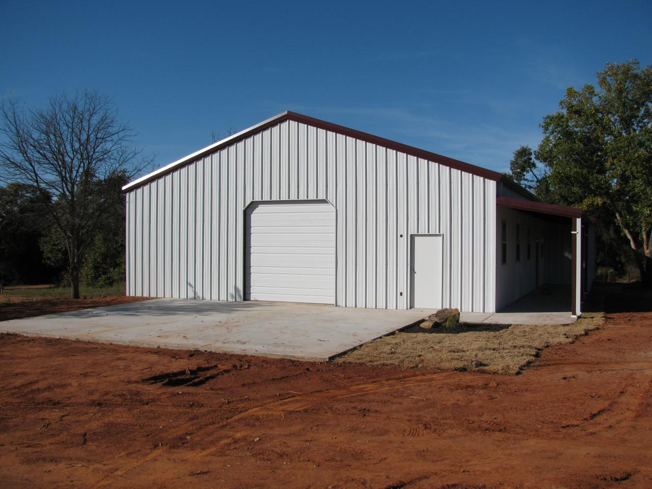 Affordable Steel Buildings In Oklahoma Smart Metal Buildings