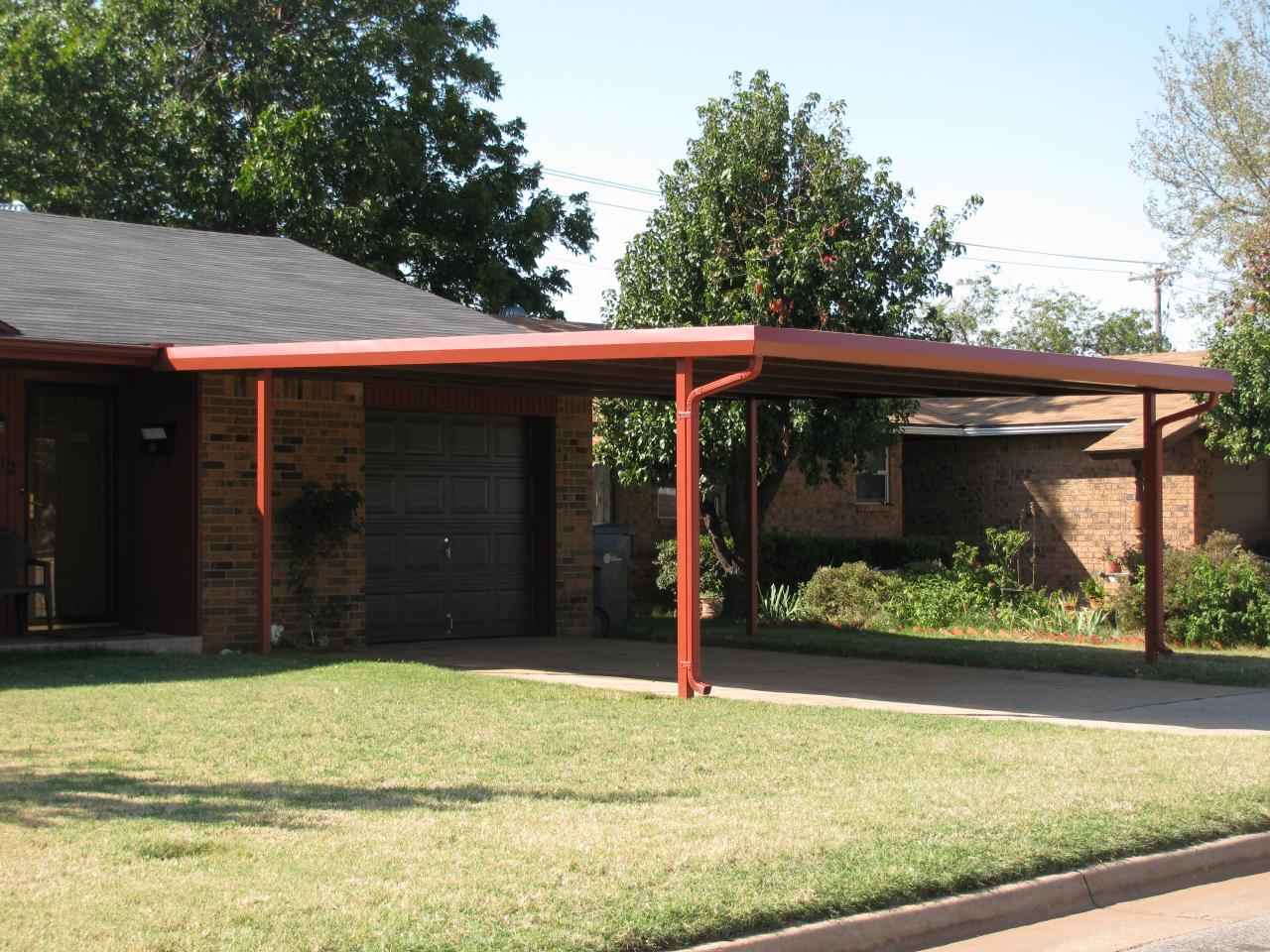 OKC Carports - Carports & Metal Buildings. Oklahoma City, Midwest City ...
