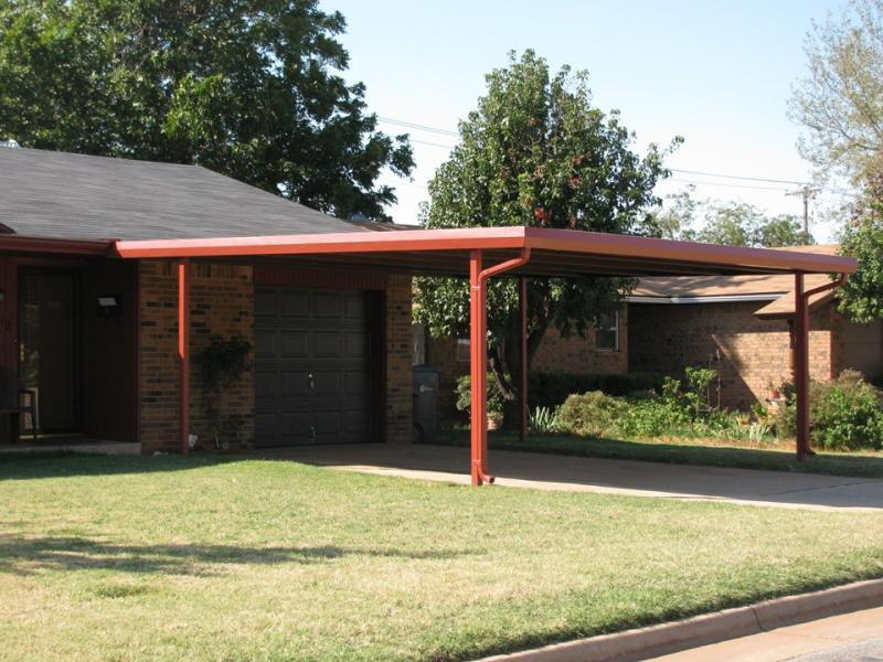 Carport in Oklahoma City, OK